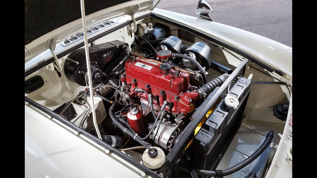 MGB-GT-Motor