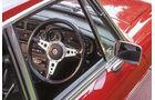 MGB GT V8, Cockpit, Lenkrad