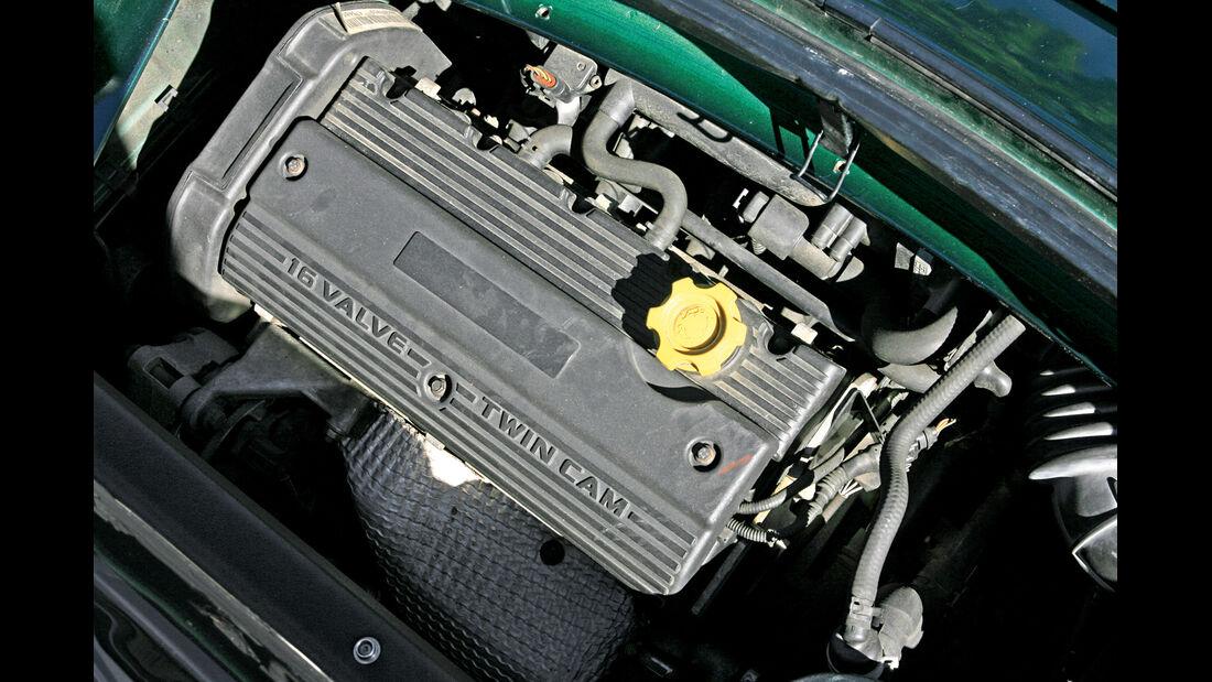 MGF 1.8i, Motor