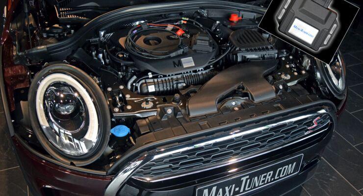 MINI Cooper S Clubman by Maxi-Tuner
