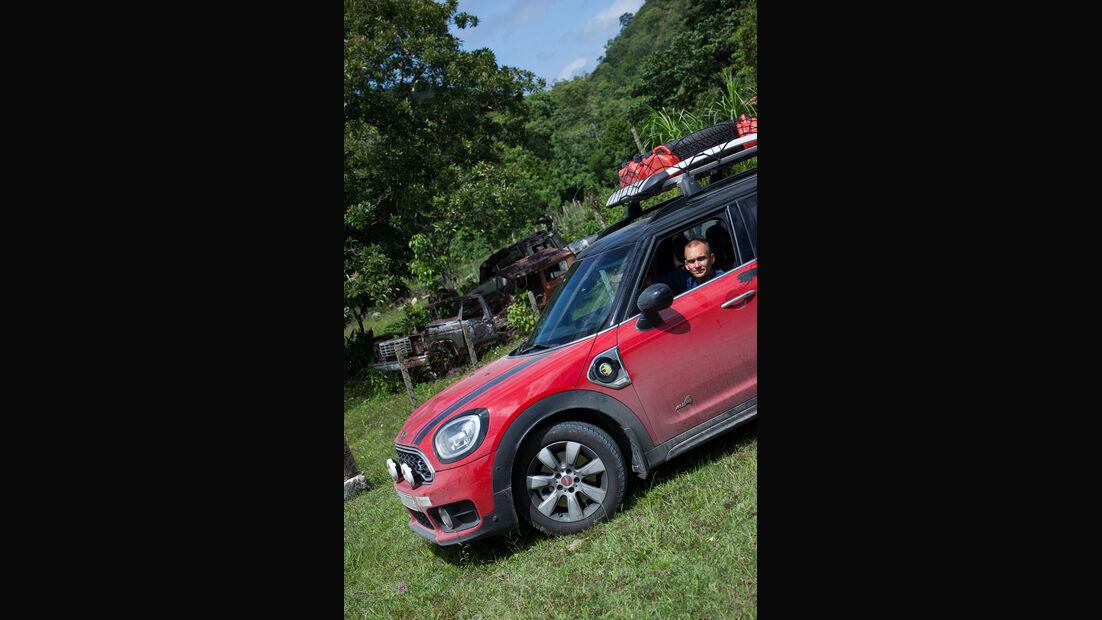 MINI, Cooper S E Countryman, MINI Panamericana 2018
