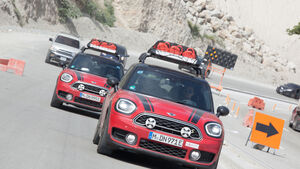 MINI, Cooper S E Countryman, MINI Panamericana 2018