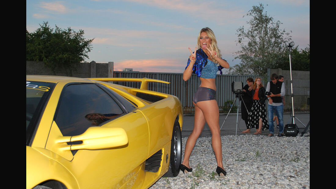 MISS TUNING 2017 Kalendershooting 2018