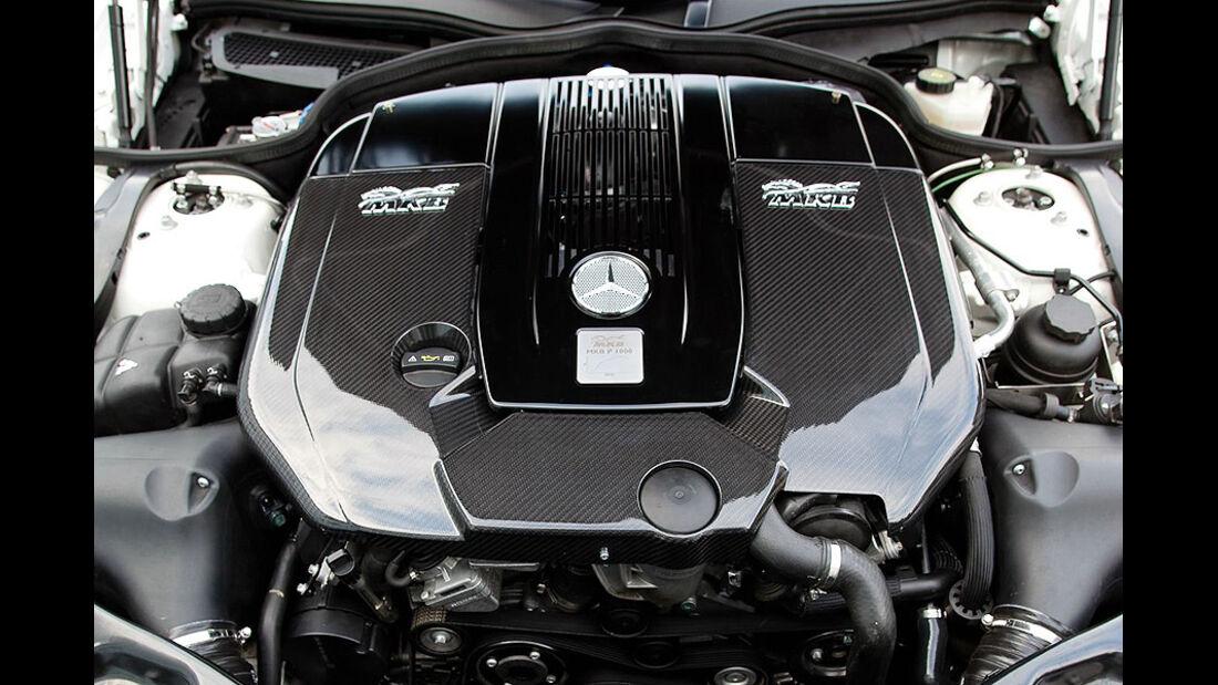 MKB P 1000 Mercedes SL 65 AMG Black Series