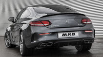 MKB P 600 Mercedes-AMG C 63 S Coupe