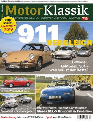 MKL Motor Klassik Heft 04/2019