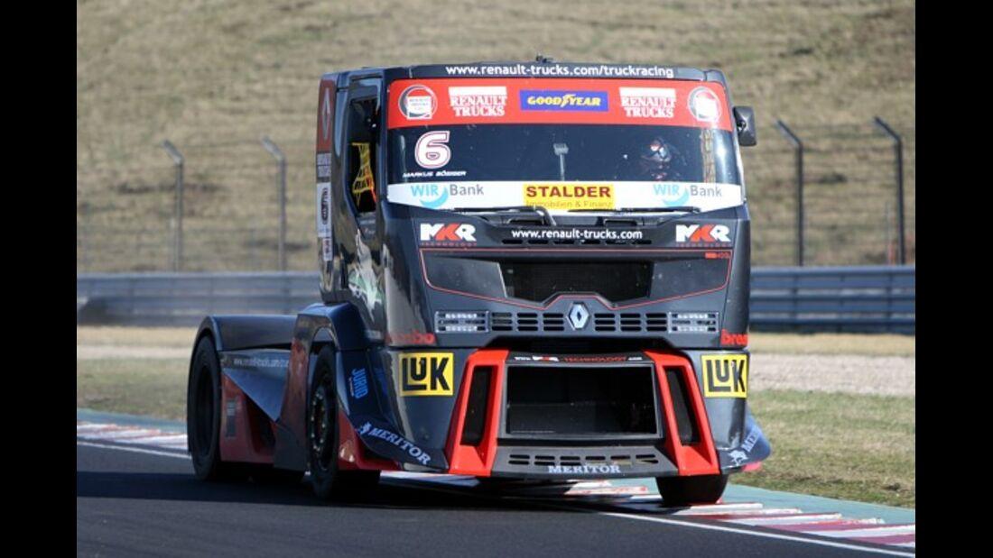 MKR Truck Race