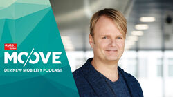 MOOVE-Podcast 24, Frank Hansen, BMW