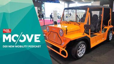MOOVE-Podcast 25, Wolf Burger DHBW E-Moke
