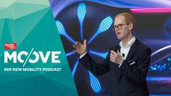 MOOVE-Podcast 30, Prof. Dr. Dr. Andreas Hintennach Daimler