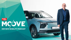 MOOVE-Podcast 33, Alexander Klose, Aiways