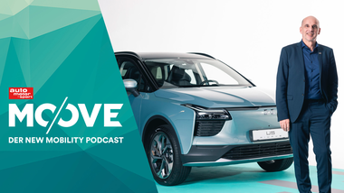 MOOVE-Podcast 33, Alexander Klose, Aiways
