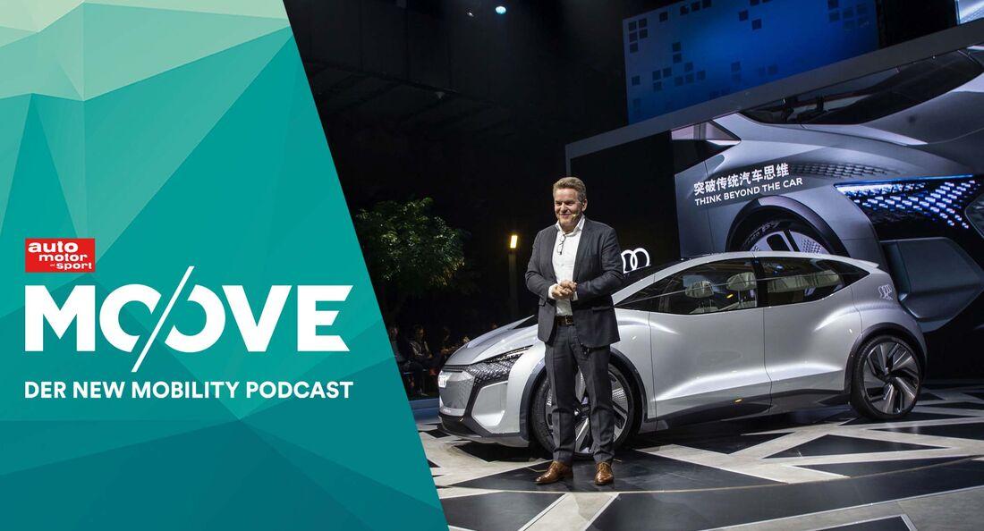 MOOVE-Podcast Andreas Mindt Audi
