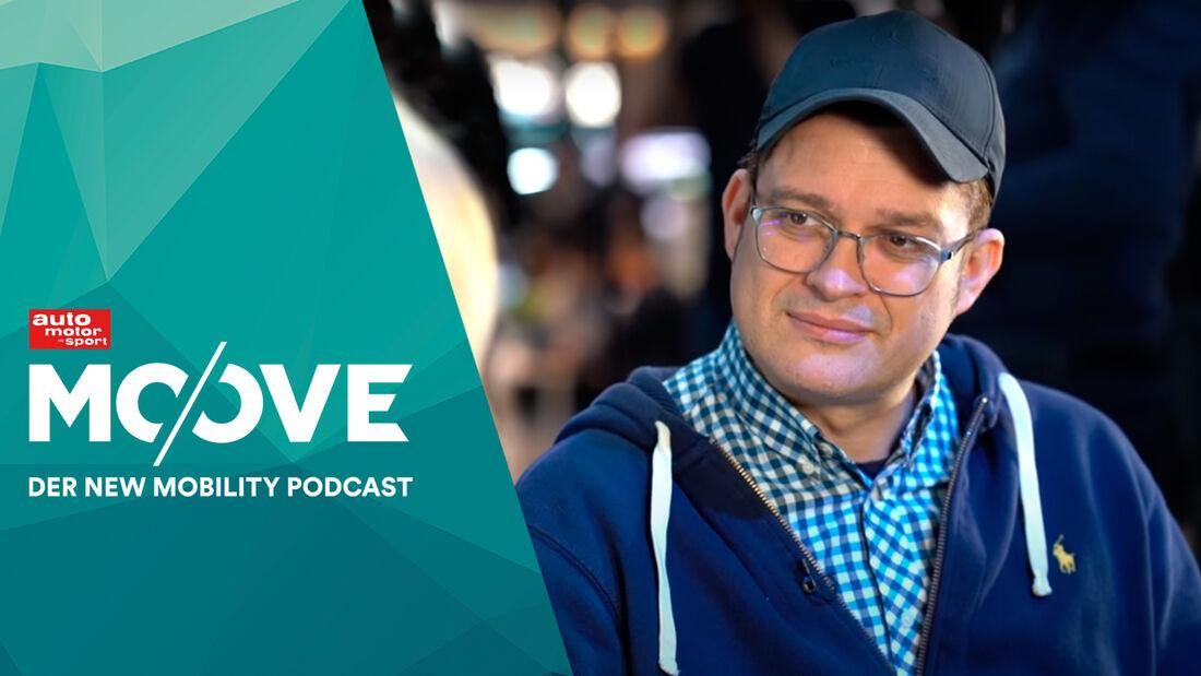 MOOVE-Podcast Sascha Pallenberg