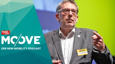MOOVE-Podcast mit Prof. Dr.-Ing. Uwe Plank-Wiedenbeck