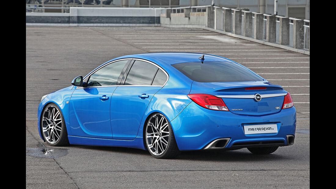 MR Car Design Opel Insignia OPC