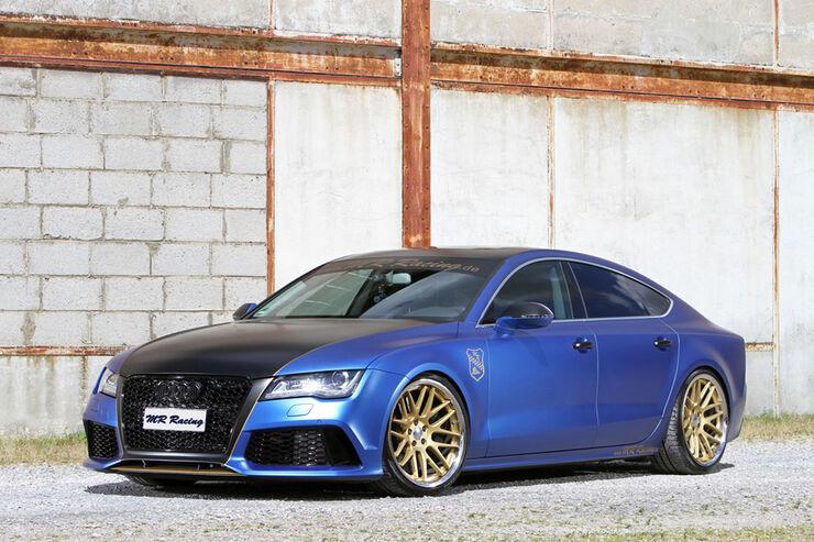 MR Racing, Audi A7 Sportback 3.0 TDI, Tuning