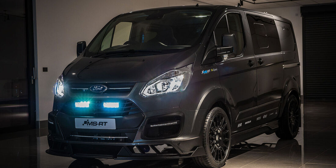 MS-RT Limited R-Spec Ford Transit Custom Edition
