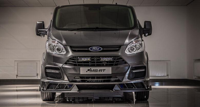 MS-RT Limited R-Spec Ford Transit Custom Edition