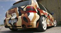 MTE VW Golf R32 Heck
