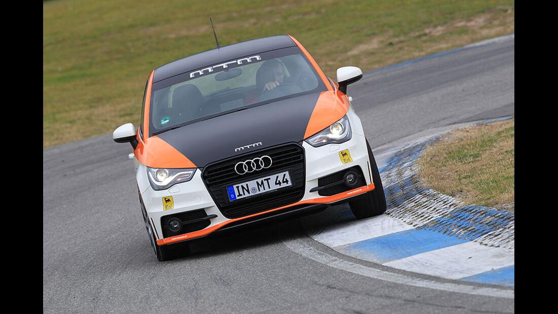 MTM Audi A1 Front