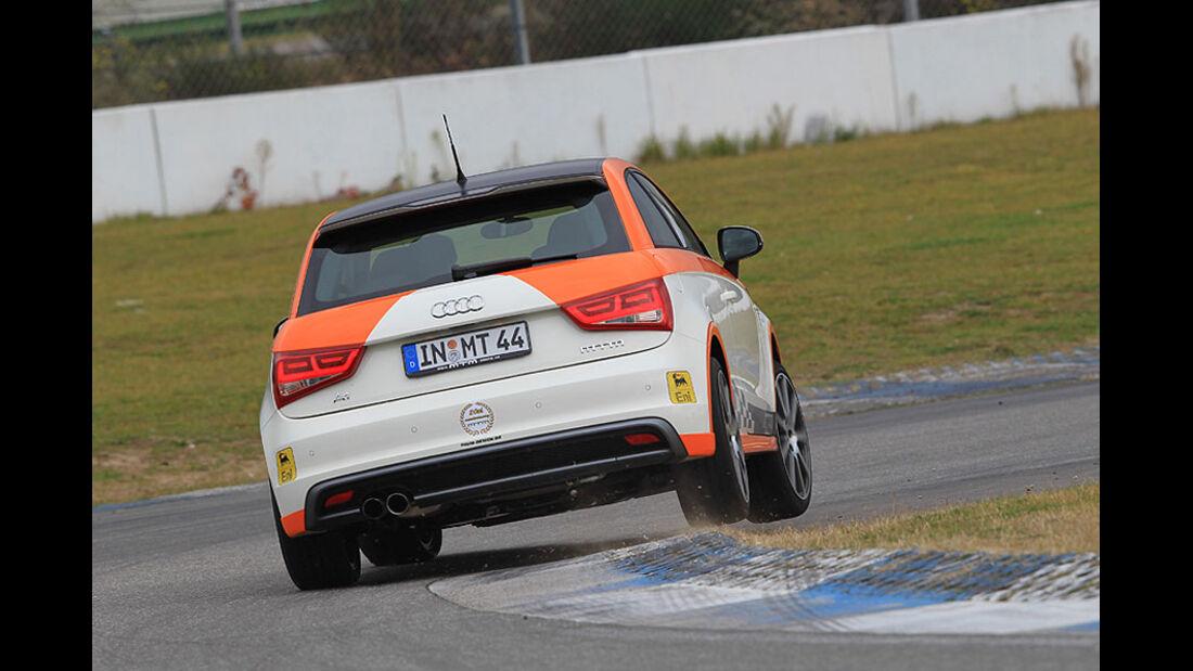 MTM Audi A1 Heck