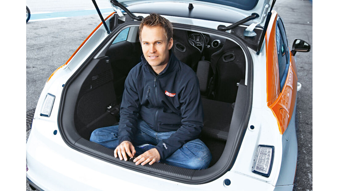 MTM-Audi A1 Nardo Edition, Christian Gebhardt