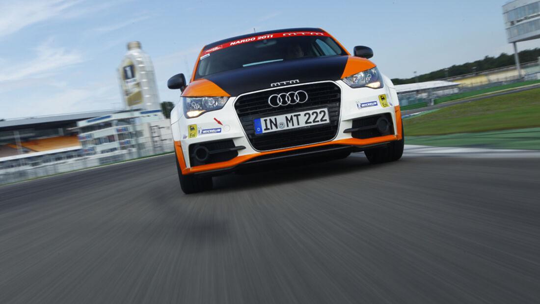 MTM-Audi A1 Nardo Edition, Frontansicht