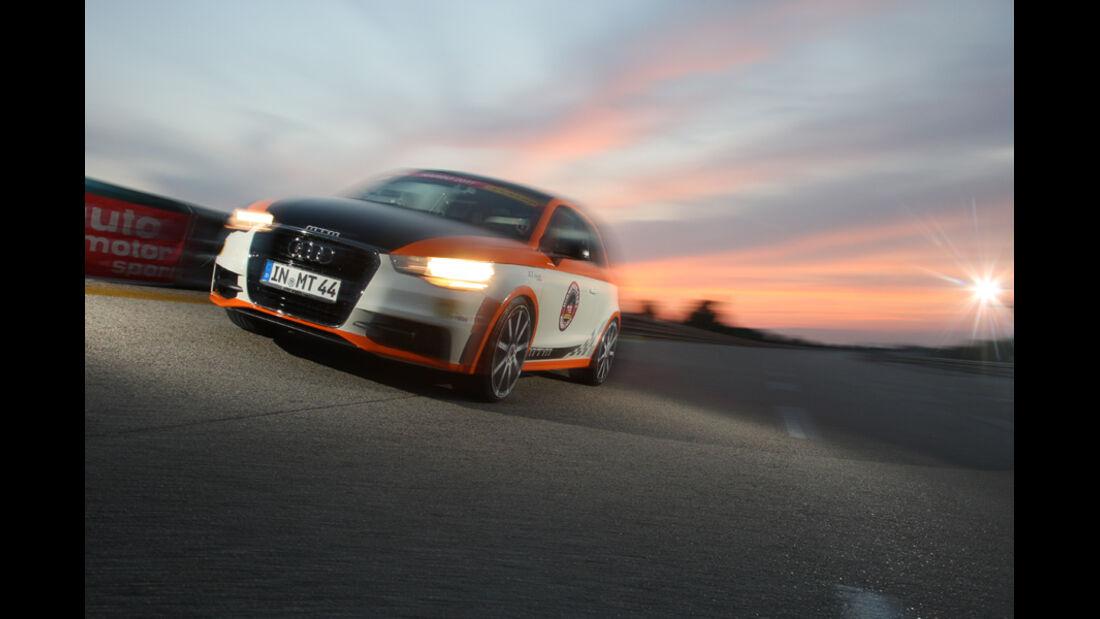 MTM-Audi A1 Nardo Edition, Frontansicht, Nacht