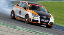 MTM-Audi A1 Nardo Edition, Kurvenfahrt, Bremsen
