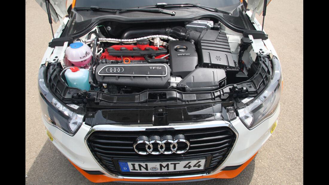 MTM-Audi A1 Nardo Edition, Motorraum, Motor