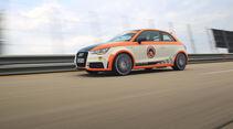 MTM-Audi A1 Nardo Edition, Seitenansicht