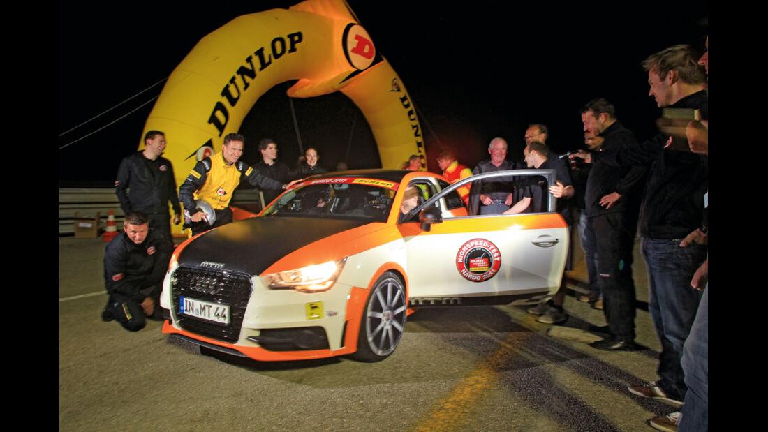 MTM-Audi A1 Nardo Edition, Team, Nacht