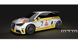 MTM-Audi A1 Quattro Gruppe B, Tuning