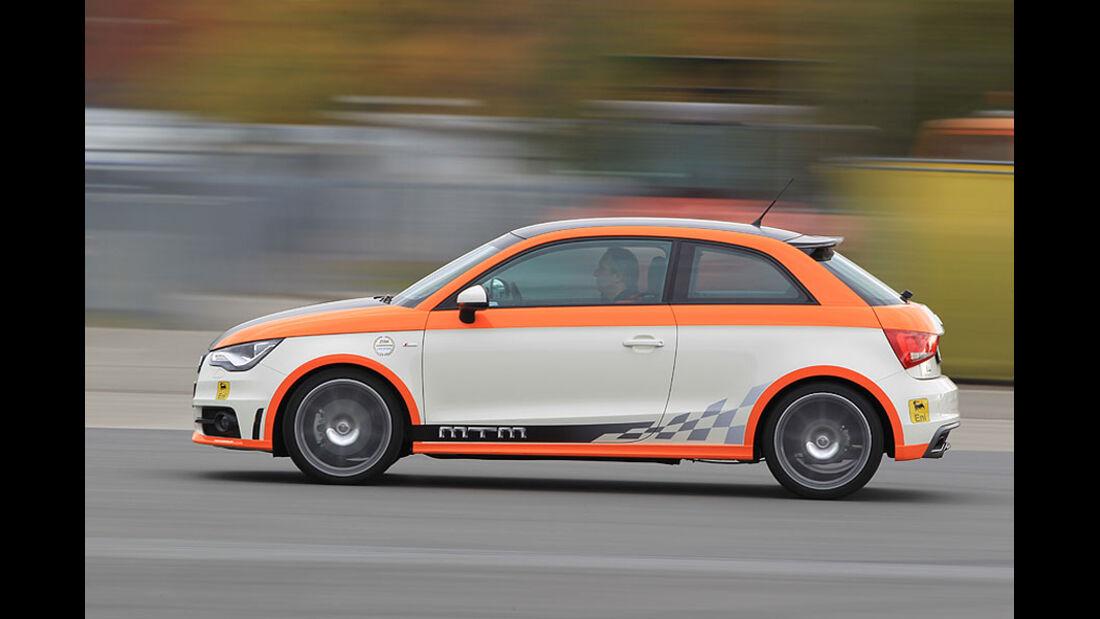 MTM Audi A1 Seite