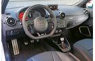 MTM-Audi A1 quattro, Cockpit, Lenkrad