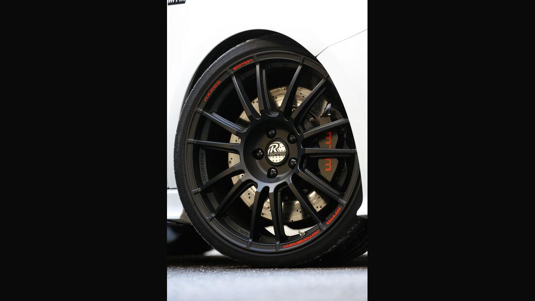 MTM-Audi A1 quattro, Rad, Felge, Bremse