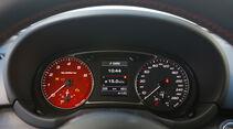 MTM-Audi A1 quattro, Rundinstrumente