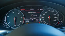 MTM-Audi A7 Sportback 3.0 TDI, Cockpit, Tacho