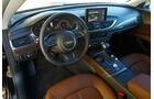 MTM-Audi A7 Sportback 3.0 TDI, Innenraum, Cockpit