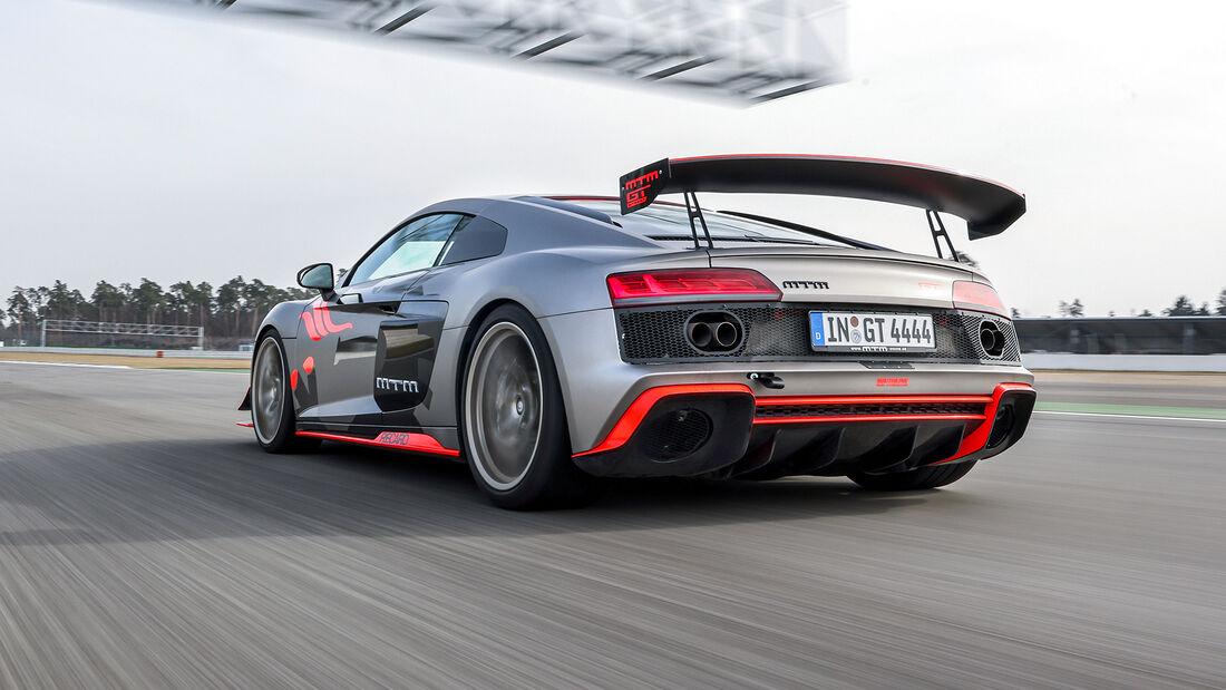 MTM-Audi R8 GT Street, Exterieur