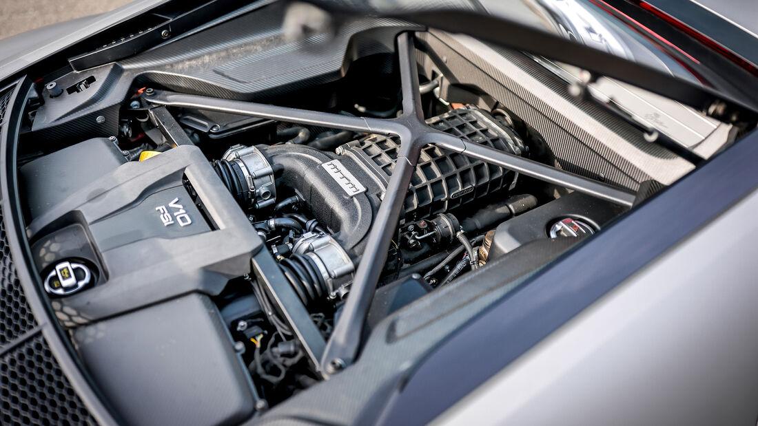 MTM-Audi R8 GT Street, Motor