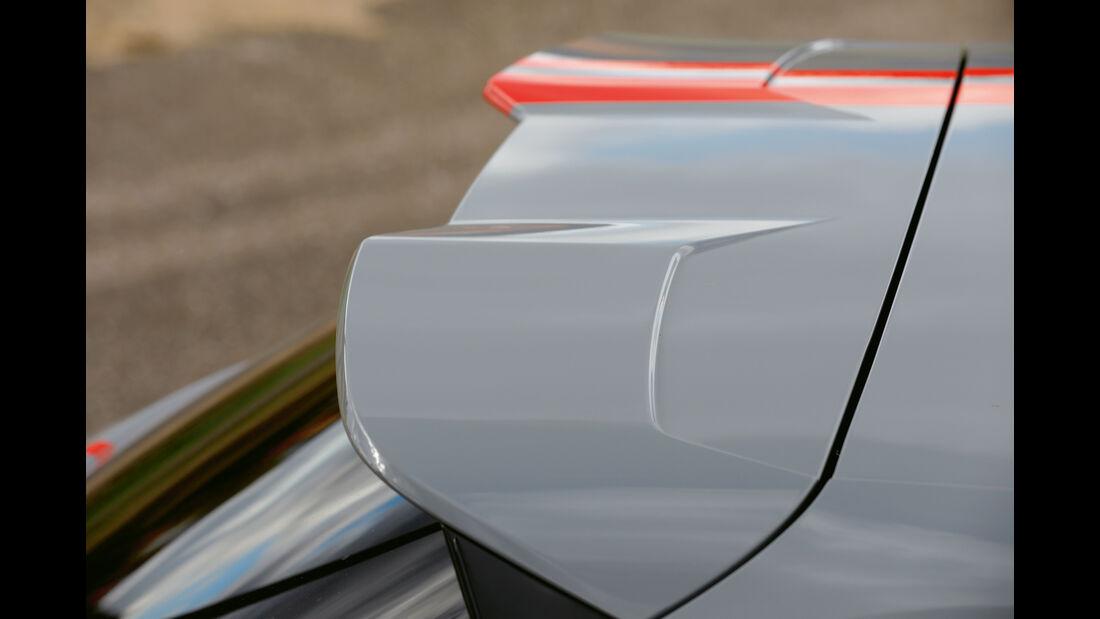 MTM-Audi RS 3 R, Dachspoiler