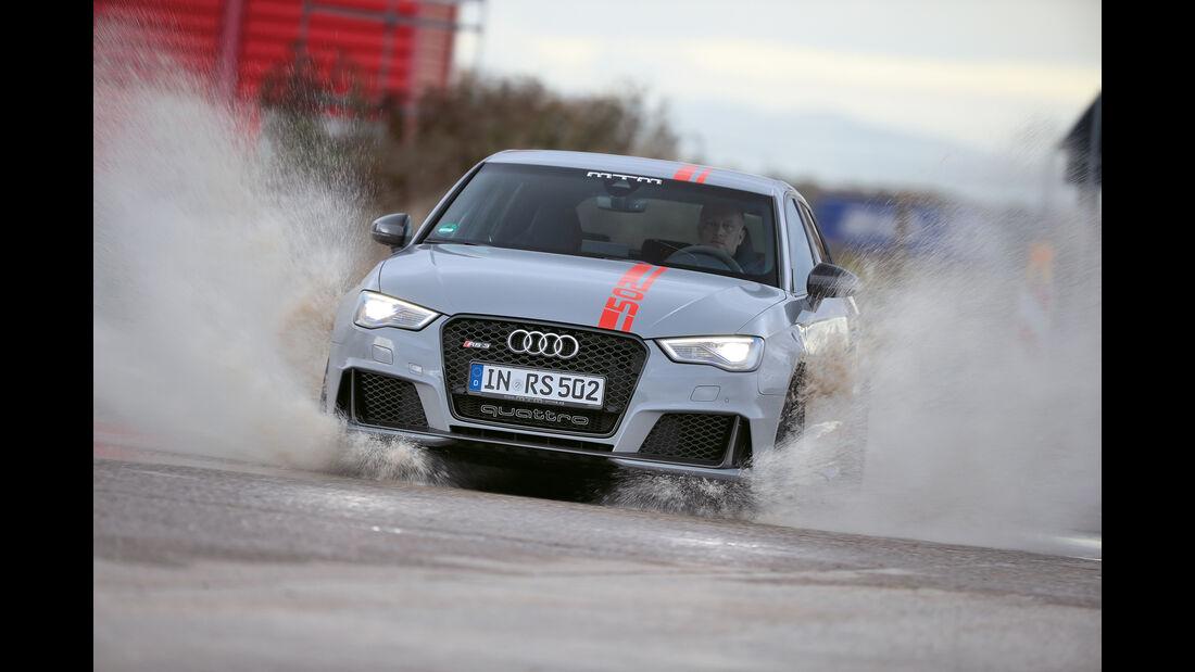 MTM-Audi RS 3 R, Frontansicht