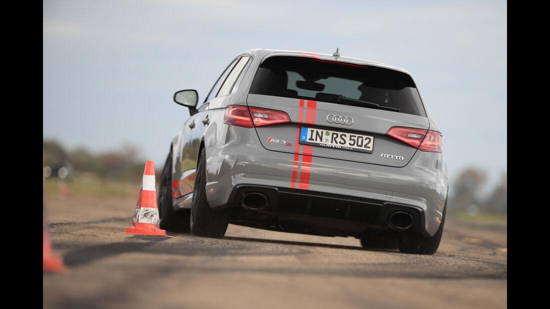 MTM-Audi RS 3 R, Heckansicht