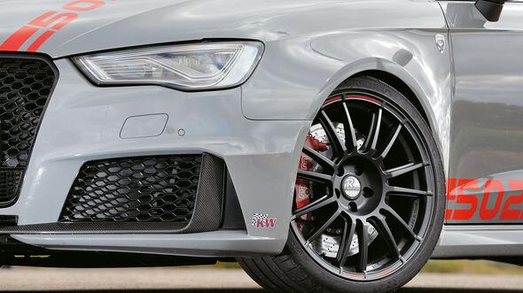 MTM-Audi RS 3 R, Rad, Felge
