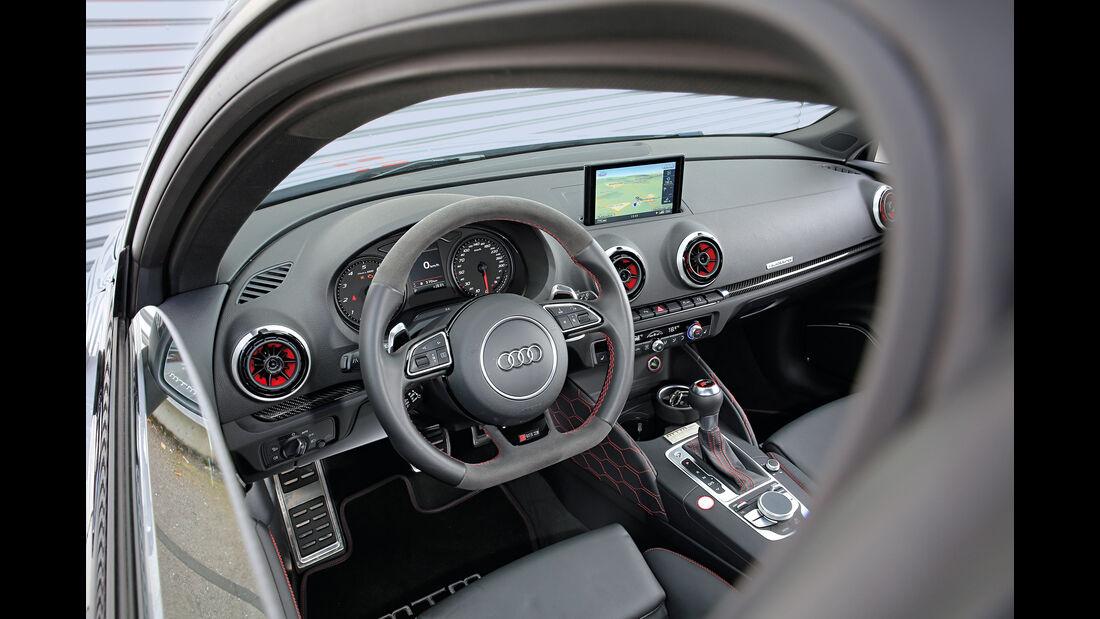 MTM-Audi RS 3 Sportback, Cockpit