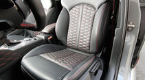 MTM-Audi RS 3 Sportback, Fahrersitz