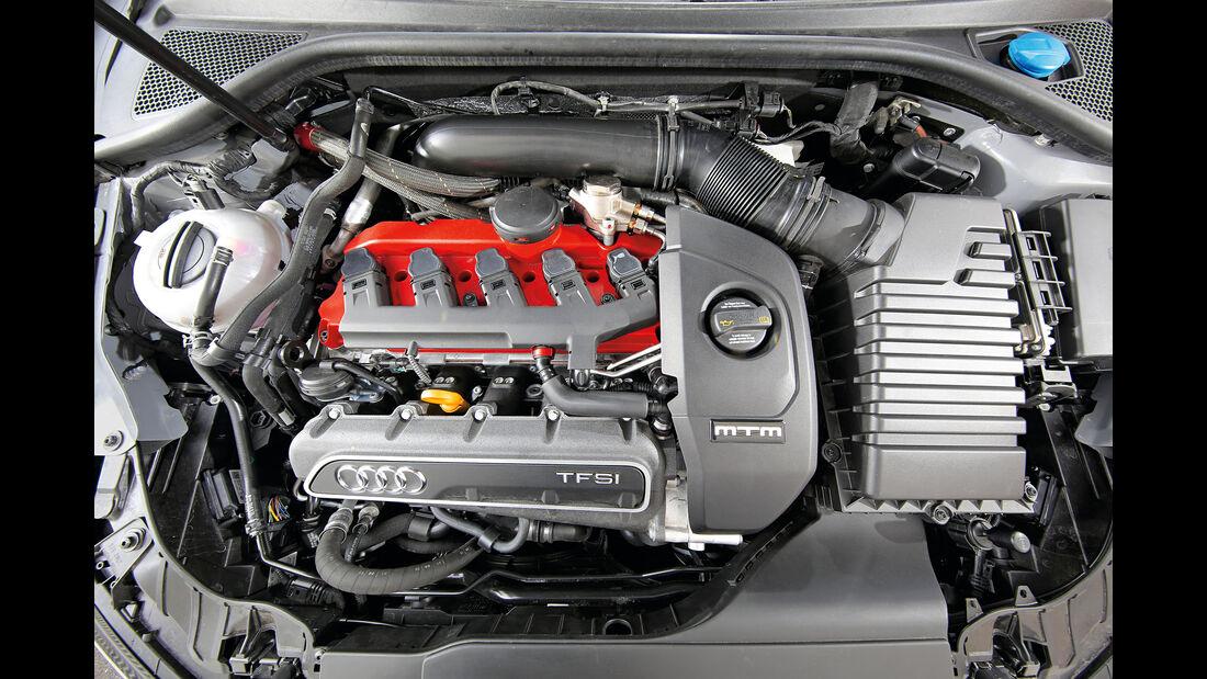 MTM-Audi RS 3 Sportback, Motor