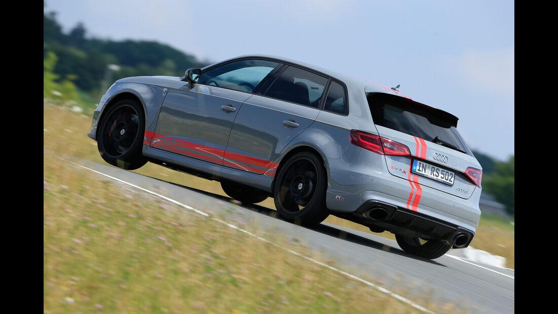 MTM-Audi RS 3 Sportback, Seitenansicht